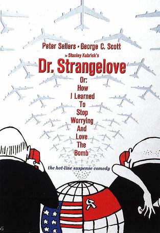 Dr. Stranglove Poster